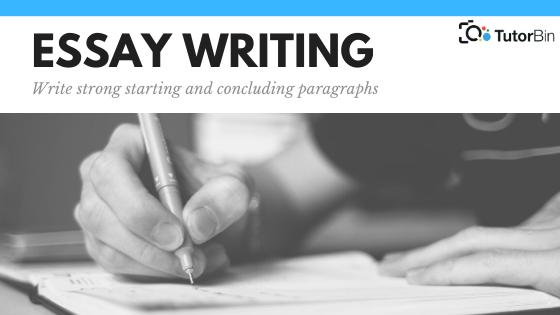 Best ways to essay writing