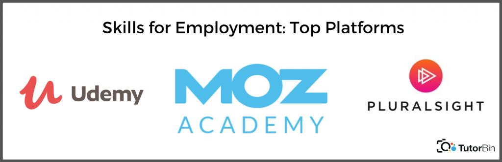 Skills for employment- Top Platforms